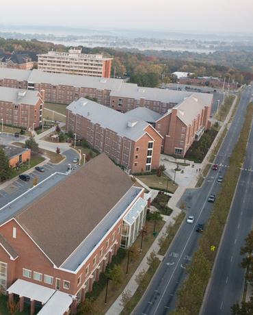 University Aerial 3