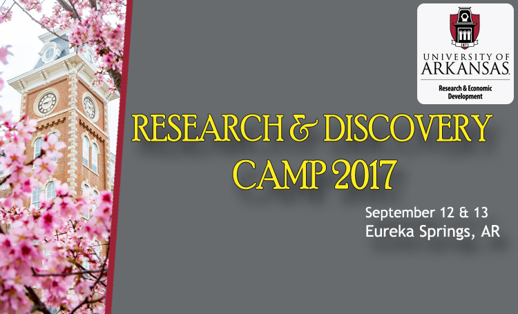 Research and Discovery Camp 2017