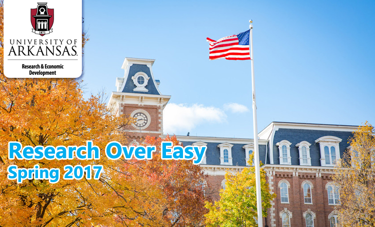 Research Over Easy, Spring 2017